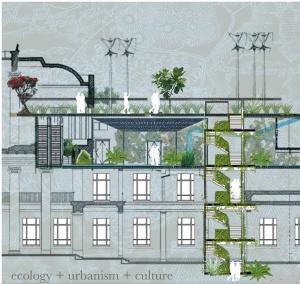 design concept (detail) J Clarke